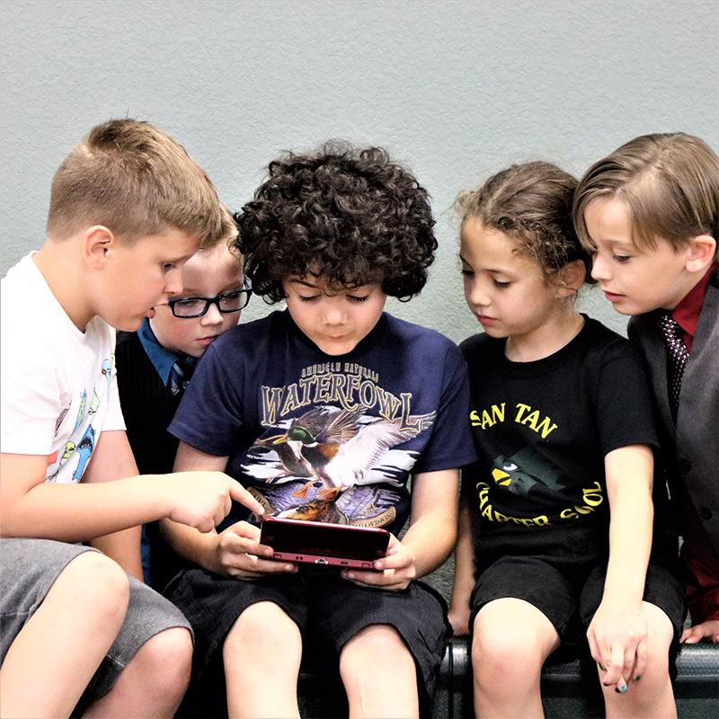 san tan charter school love and logic four boys
